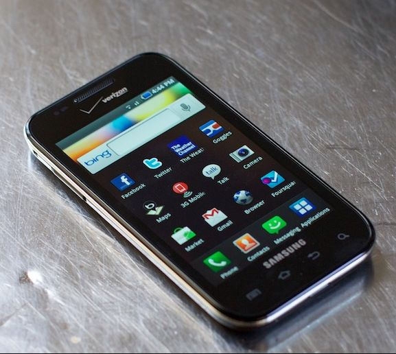 Samsung Fascinate Galaxy S CDMA