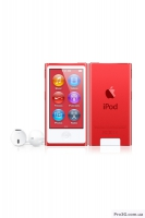 iPod nano 7th Gen Product Red
